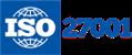 Logo de la certification ISO 27001